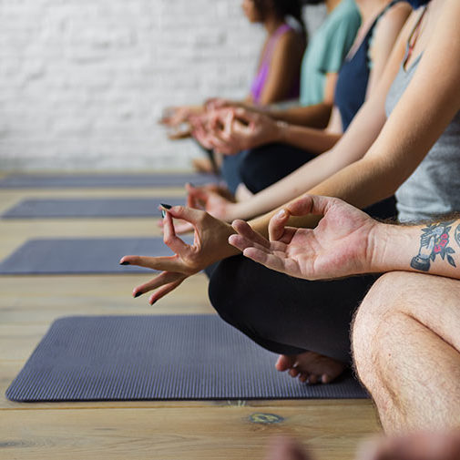 yoga-gruppenkurse